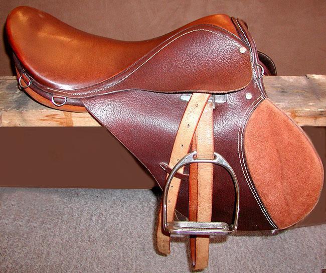 Old English Saddles Cortina English Saddle
